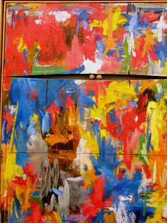 Jasper Johns Paintings | Jasper Johns 'Painting with Two Balls' 1960, Museum of Art ...