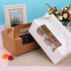 Custom Handle Boxes are made with a die-cut window because businesses want to showcase their items in style.  #packaging #boxes #diecut #window #handleboxes #customized #business #products #GoCustomBoxes #USA Types Of Packaging, Packaging Boxes, Business Products, Custom Boxes, Gift Boxes, Die Cutting, Handle, Windows, Display