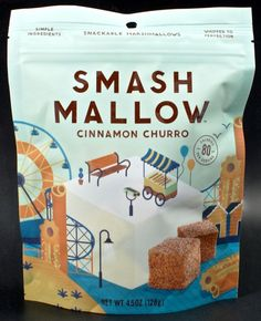 Smashmallow Cinnamon Churro ($4 value)