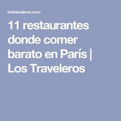 11 restaurantes donde comer barato en París | Los Traveleros Budapest, Toronto, Oia Santorini, Paris, Beautiful Places, Around The Worlds, Travelling, World, Venice
