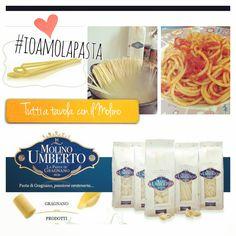 La pasta è giusta solo se è Molino Umberto... www.molinoumberto.com #molinoumberto #pasta #gragnano #lapastadigragnano #italy #madeinitaly #spaghetti #ioamolapasta #spaghetti