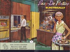 1960 Easy-Do Parties Electrically
