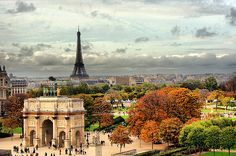 can't wait to visit Paris in the fall someday...