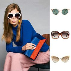 b6c3f0f0e386 Celebrate the sun with a new pair of sunglasses- shop the best in the