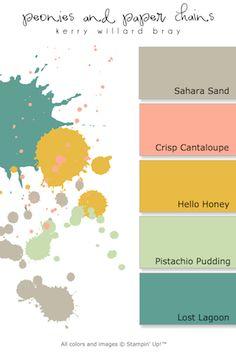 Five Color Combo - Kerry Willard Bray
