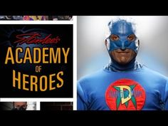 Stan Lee's Academy of Heroes brings together the real life super heroes that walk the streets and help people everyday. Stan Lee personally challenges these heroic individuals will face their weaknesses in order to enhance their abilities in the real world. In this episode, Dangerman teams up with David Hasselhoff to improve his communication sk...