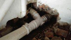 right way - plumbing Plumbing, Hands