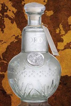 oro de jalisco tequila blanco