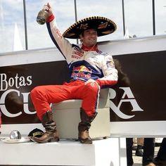 """833 Me gusta, 13 comentarios - Rally Mexico (@rallymexico) en Instagram: """"Sebastien Loeb regresa al #RallyMexico y festejará los XV años de tener el #WRC en tierra Azteca /…"""""""