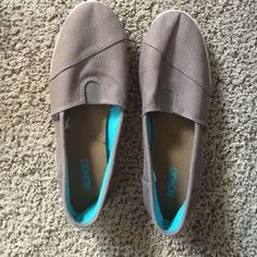 0ba71e9dc7 Selling this Bongo slip on shoes worn once in my Poshmark closet! My  username is