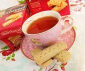 Paterson's Shortbread (380g). Shortbread, Biscuits, Tea Cups, Branding, Lifestyle, Tableware, Cookies, Brand Management, Dinnerware
