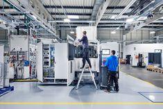 EOS ha ampliato la propria capacità produttiva trasferendo le strutture per la produzione di stampanti 3D industriali a Maisach-Gerlinden (Germania)