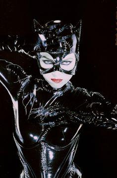 Catwoman. Michelle Pfeiffer