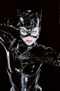 Catwoman. Michelle Pfeiffer