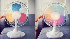 Paint your fan.