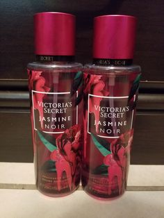 Victoria Secret Jasmine Noir Mists Discontinued and smell wonderful Selling to raise money for my college tuition Bath And Body Works Perfume, Victoria's Secret, Victoria Secret Perfume, Luxury Cosmetics, Jasmin, Body Mist, Body Spray, Smell Good, How To Raise Money