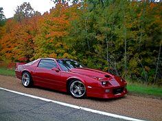 Chevy IROC-Z28...Always wanted one of these!