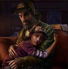 """I'm real glad to have met you, Clementine."" —Kenny saying goodbye to Clementine at Wellington."