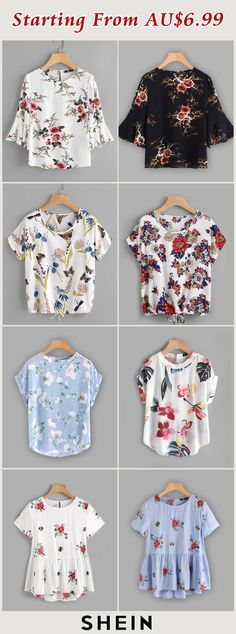 9281beb71a Starting From AU$6.99 Girl Clothing, Cute Tops, Latest Fashion Trends, Girl  Outfits