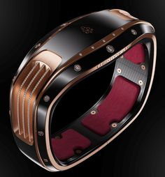 The Christophe & Co. Armill is one solution from the luxury world for the emerging smart watch age.