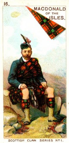 MacDonald of the Isles