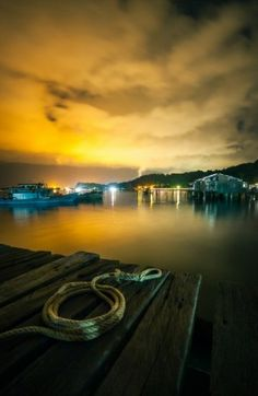 Peaceful Night by Johari Nasib