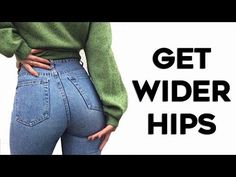 How To Get BIGGER Hips and Butt| 4 Exercises To Reduce Hip Dips! (Fuller Curves) - YouTube