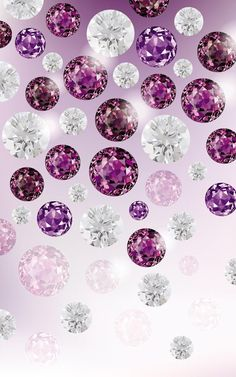 Pink and silver sparkly diamond's Bling Wallpaper, Diamond Wallpaper, Cute Wallpaper For Phone, Purple Wallpaper, Cellphone Wallpaper, Iphone Wallpaper, Pretty Wallpapers, Live Wallpapers, Cute Backgrounds