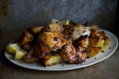 The Best Greek Chicken and Potatoes.jpy