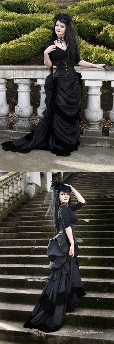 victorian-goth:    Victorian Goth