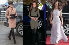A selection of the most stylish fashion choices by Catherine, Duchess of Cambridge, over the years. Looks Kate Middleton, Duchess Of Cambridge, Stylish, Skirts, Fashion, Moda, La Mode, Skirt