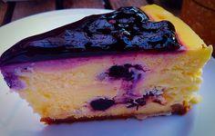 Blueberry Cheesecake (Starbucks)