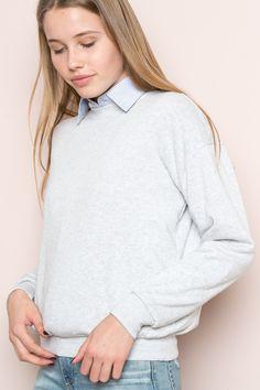 Brandy ♥ Melville | Kian Sweatshirt - Clothing