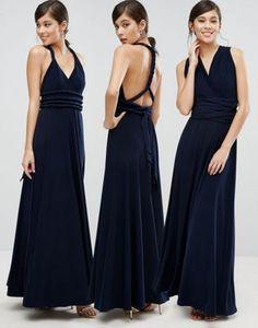 Nice blue dress