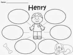 Free: Henry And Mudge by Cynthia Rylant Mudge Bubble Map. For Educational Purposes Only: Not For Profit. For A Teacher From A Teacher! Enjoy! Regina Davis aka Queen Chaos at www.fairytalesand...