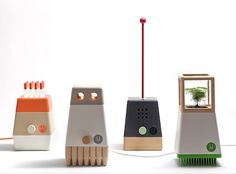 NY Design Week 2012: UM Project's Craft System Lamps at WantedDesign - Core77