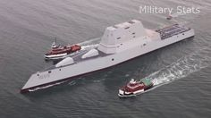 US Navy Zumwalt Class STEALTH SHIP | Published on Apr 29, 2016