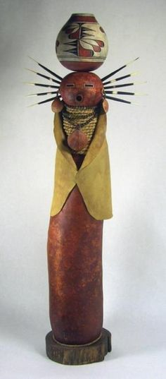 *Gourd Art by Judy Richie by tidebuyreviews