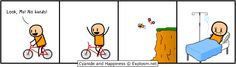 Cyanide and Happiness - No Hands