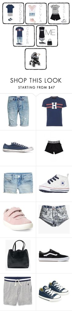 """""""Walkers- Christmas Shopping"""" by fayth-maddie-14-27-01-02 ❤ liked on Polyvore featuring Topman, Tommy Hilfiger, Converse, OneTeaspoon, Vans and UPPAbaby"""