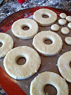 Homemade Cronuts Recipe