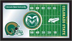 Football Mirror - Colorado State University