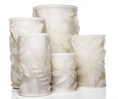 Set of 2 White Tropical Flameless Pillars Candles with Remote – The Amazing Flameless Candle Candles And Candleholders, Flameless Candles, Pillar Candles, Tropical Home Decor, Scented Sachets, Beach Gifts, Home Decor Lights, Natural Candles