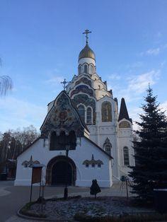Церковь в Пушкино МО