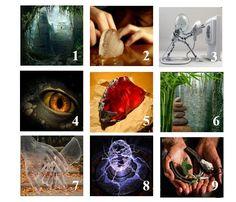Test osobnosti podle výběru stromu Organizing, Spiritual, Life, Psychology