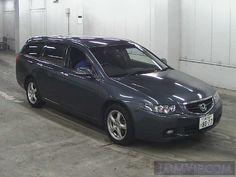 2005 honda accord wagon imported