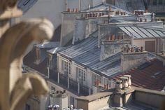 Paris Photography Paris Apartment with a view by rebeccaplotnick