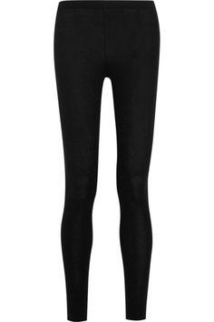 Donna Karan New York | Cashmere-blend leggings | NET-A-PORTER.COM
