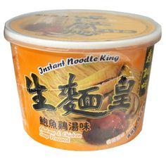 Abalone & Chicken Egg Noodle Soup 2.7 oz