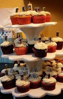 Olivia Renn: Beer Themed Birthday